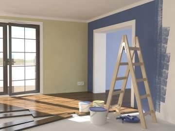 Comment faire une rénovation de peinture ?
