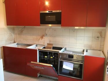 Rénovation de cuisine pont jumeau toulouse